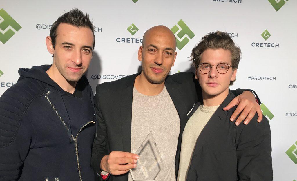 Storefront Named Winner of Prestigious Real Estate Tech Award
